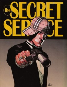 The-Secret-Service-Comic-Cover