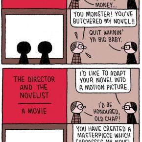 Adaptări în bandă desenată