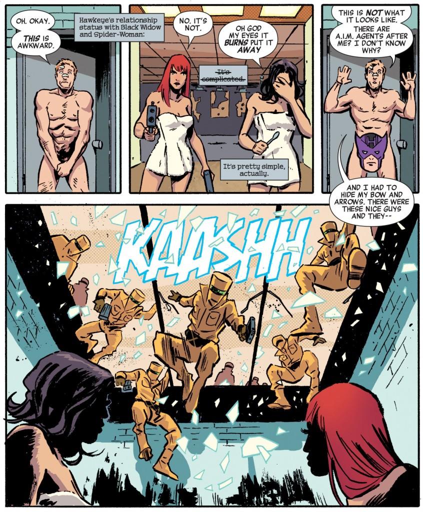 Secret Avengers (2014-) 001-013