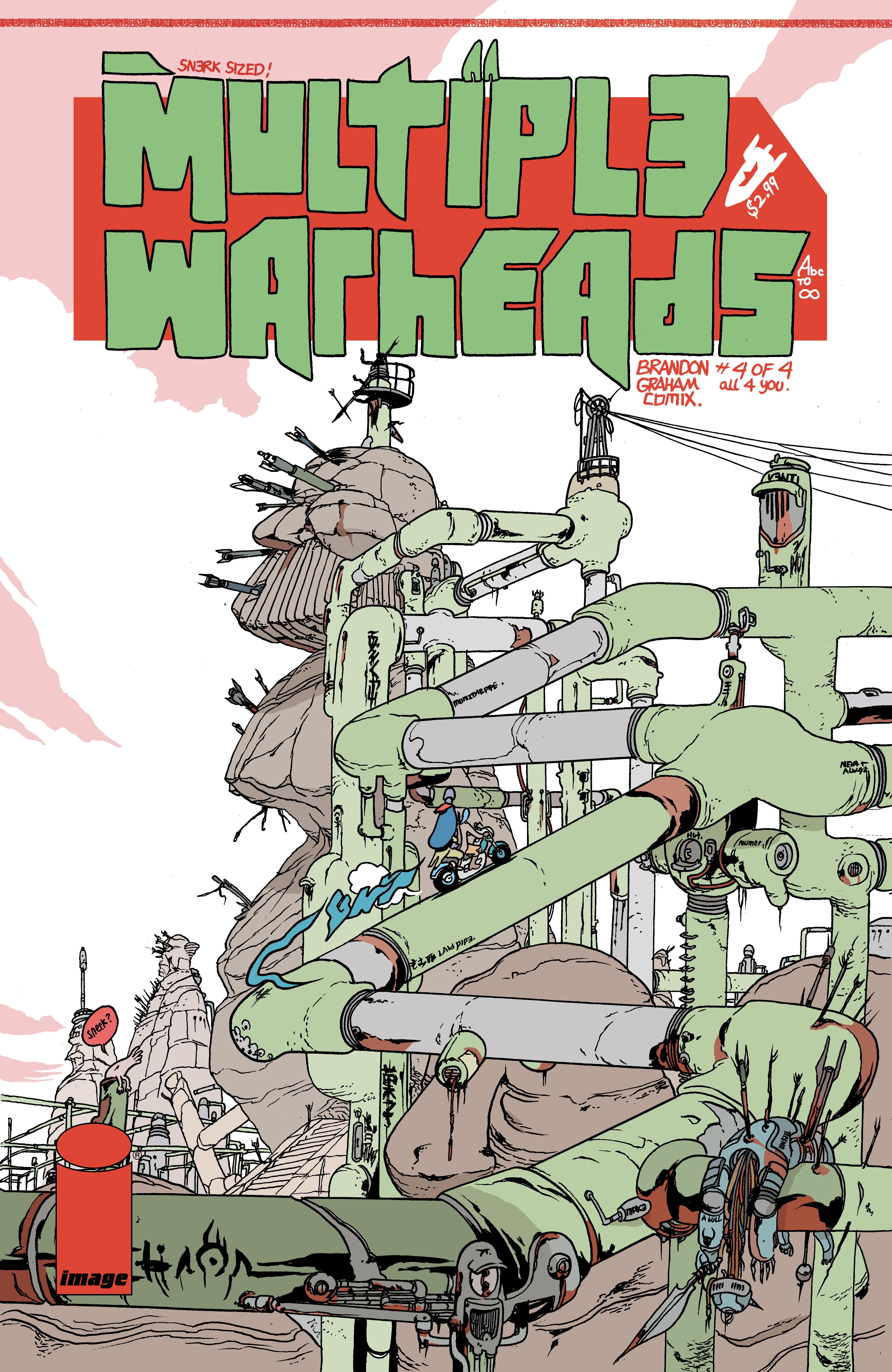 Cele mai bune* benzi desenate din 2015 - Partea I