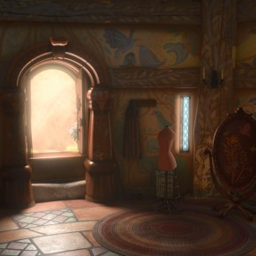 Fereastra lui Rapunzel
