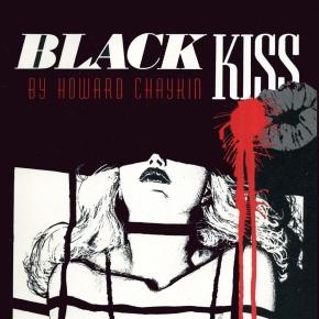 Howard Chaykin - Black Kiss