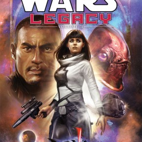 Star Wars Legacy II Vol. 1 Prisoner of the Floating World