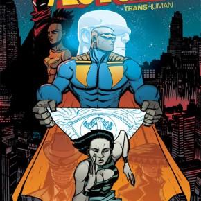 The Victories Vol. 2 Transhuman