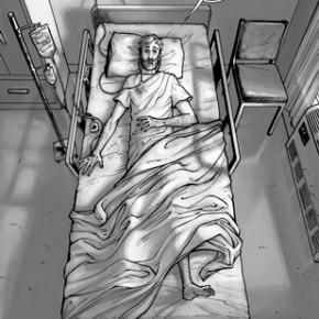 Luni The Walking Dead își reia publicarea