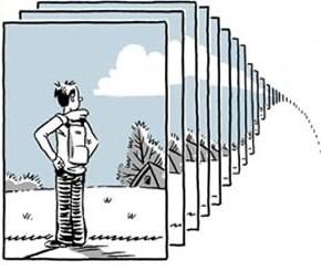 Cât de lungă este o bandă desenată?
