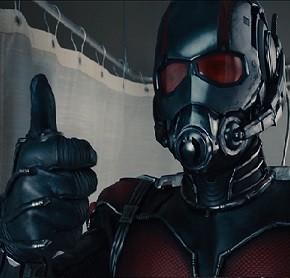 Văzut-am Ant-Man